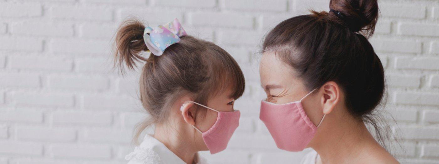 bandeau masque
