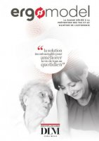 couverture brochure ergomodel 2020